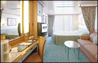 Superior Oceanview Stateroom with Balcony