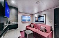 Interior Studio Stateroom