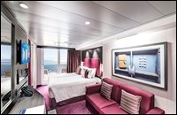 Family Balcony (2 Balcony Staterooms)