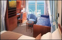 Aft-Facing Mini-Suite