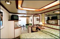 Family Suite Interconnecting Staterooms