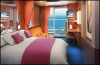 Mini Suite With Balcony Mb Norwegian Jewel Cabin Reviews