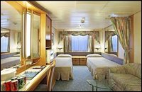 Preferred Ocean View Stateroom