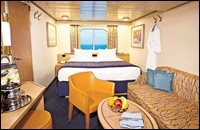 Large Outside Stateroom (fully obstructed views)