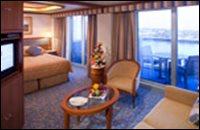 Vista Suite with Balcony