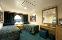 Oceanview Stateroom – Fantastica