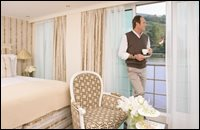 Suite with French Balcony
