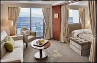 Penthouse Suite with Verandah
