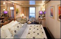 Lanai Ocean-View Stateroom