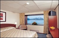 Deluxe Outside Stateroom