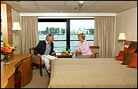 Deluxe Stateroom with French Balcony