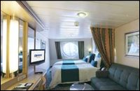 Larger Panoramic Oceanview Stateroom