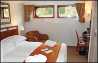 Standard Stateroom with Fixed Window