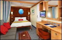 Inside Stateroom with Restrictions