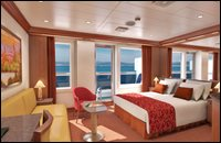 Ocean Suite (OS) Carnival Dream Cabin Reviews on Cruise Critic