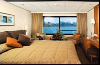 Deluxe Stateroom with Large Window