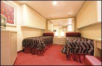 BINGO Inside Stateroom
