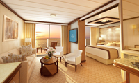 Premium Suite with Balcony
