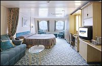 Family Ocean View Stateroom