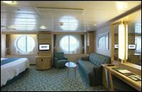 Family Panoramic Oceanview Stateroom