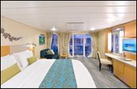 Guarantee - Neighborhood Balcony Stateroom