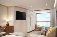 Premium Sky Suite with French Balcony