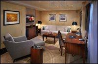 Queens Suite Q5 Queen Mary 2 Qm2 Cabin Reviews