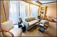 Concierge Royal Suite with Verandah