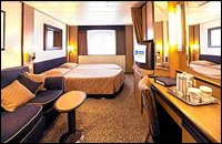 Large Outside View Stateroom