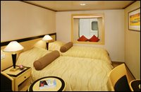 Queen mary 2 qm2 cruise ship cabin categories on cruise for Sheltered balcony qm2