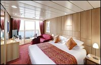 Fantastica Suite (S2): MSC Sinfonia Cabin Reviews – Cruise ...