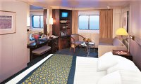 Large Single Ocean-View Stateroom