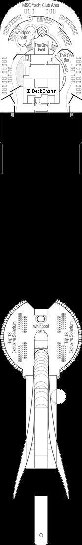 MSC Splendida: Sun Deck
