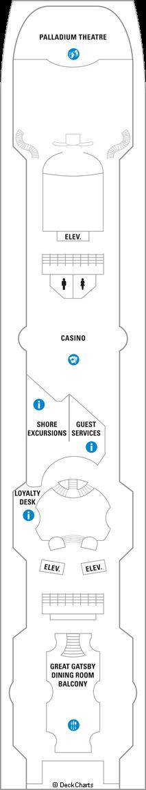 Grandeur of the Seas: Deck 5