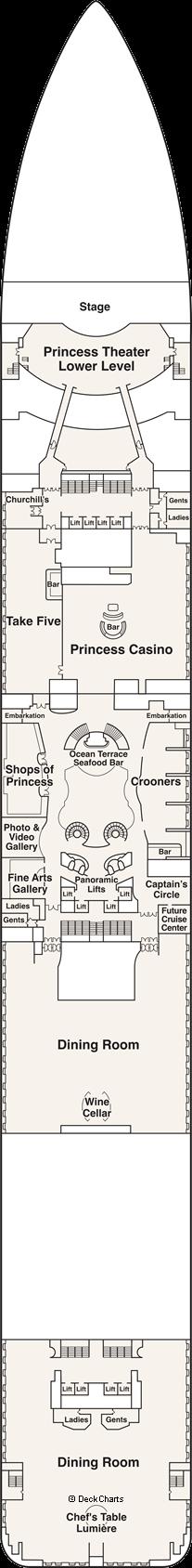 Discovery Princess: Fiesta Deck
