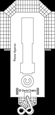 Costa Serena: Vela Deck