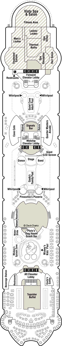 Disney Magic: Deck 9