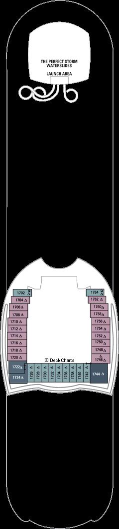Harmony of the Seas: Deck 18