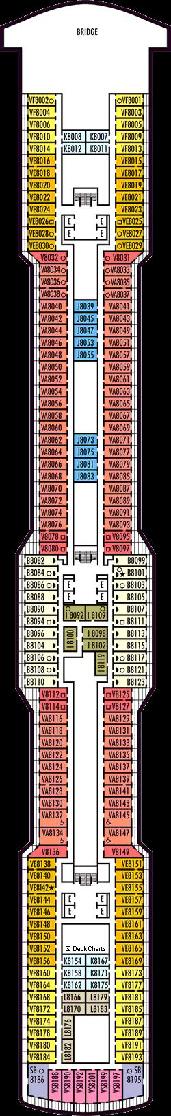 Koningsdam: Navigation Deck