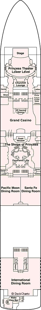 Sapphire Princess: Fiesta Deck