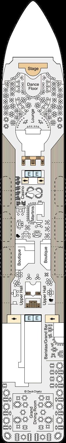 Sirena: Deck 5