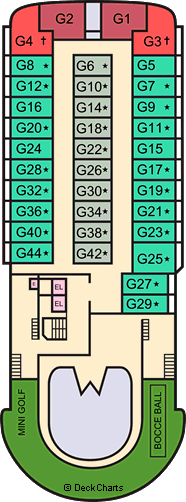 Carnival Paradise Floor Plan Carpet Vidalondon