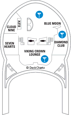 Adventure of the Seas: Deck 14