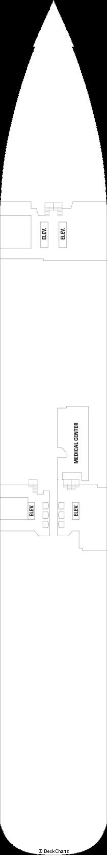 Quantum of the Seas: Deck 2