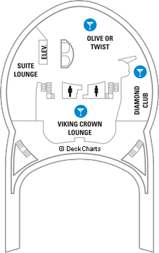 Independence of the Seas: Deck 14