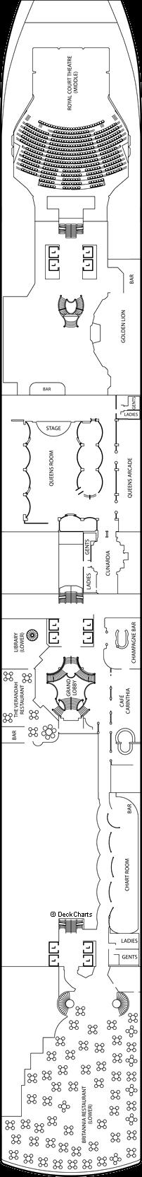 Queen Victoria: Deck 2