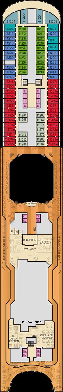 Carnival Vista: Deck 11