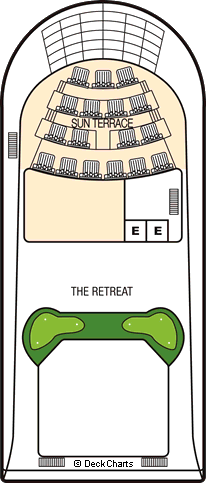Seabourn Odyssey: Deck 11