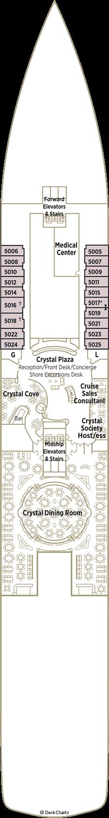 Crystal Symphony: Crystal Deck
