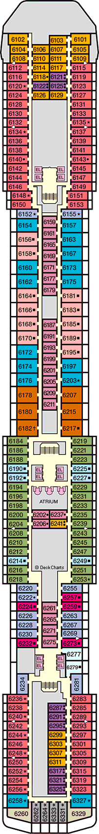 Carnival Spirit Cruise Ship Deck Plans on Cruise Critic : 7e3fc7d4b20f9a37014b4dd3b02ea044 from www.cruisecritic.com size 203 x 1694 png 58kB